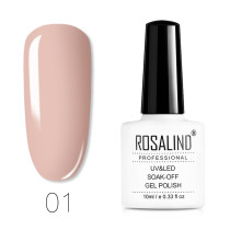 Rosalind 10ml Pure Color Nail Gel