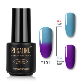 Rosalind 7ml Temperature Color-Changing Nail Gel