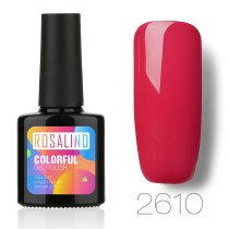 Rosalind 10ml Strawberry Color Nail Gel