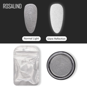 Rosalind 5g Feflective Nail Powder