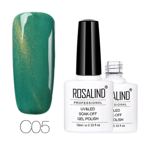 Rosalind 10ml 3D Cat Eyes Nail Gel Polish