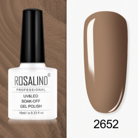 Rosalind 10ml Coffee Series Color Nail Gel
