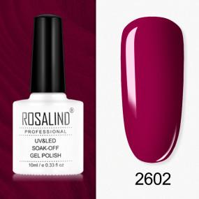 Rosalind 10ml Crimson Color Nail Gel