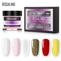 Rosalind 10ML 6Pcs/Kit  Acrylic Powder