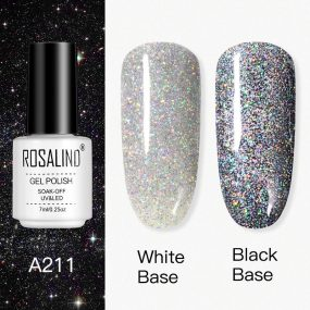 Rosalind 7ml Laser Silver Gel Nail Polish