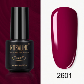 Rosalind 7ml Cherry Color Nail Gel Polish