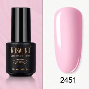 Rosalind 7ml Blush Pink Color Nail Gel