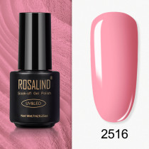 Rosalind 7ml Peach Pearl Color Nail Gel Polish