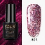 Rosalind 7ml Pure Color  Nail Gel Polish