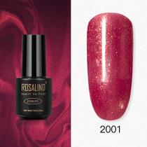 Rosalind 7ml Red Diamond Glitter Nail Gel
