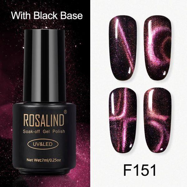 Rosalind 7ml Magic Cat Eye Series Nail Gel