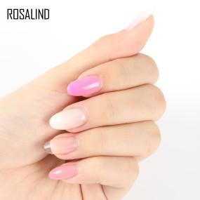 Rosalind 15ML Nude Color Quick Builder Gel