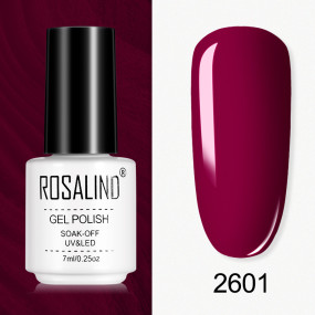 Rosalind 7ml Watermelon Red Color Nail Gel
