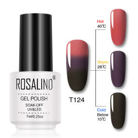 Rosalind 7ml Temperature Changing Nail Gel
