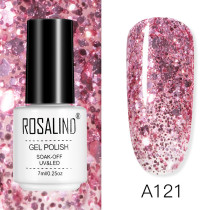 Rosalind 7ml Rose Gold Series Nail Gel