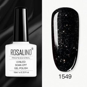 Rosalind 10ml Crystal Pink Color Nail Gel