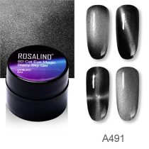Rosalind 5ml 5D Cat Eye Nail Gel