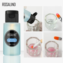 Rosalind 30ML Nail Cleaser Brush Restorer Nail Remover
