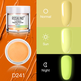 Rosalind 10g Luminous Dipping Powder