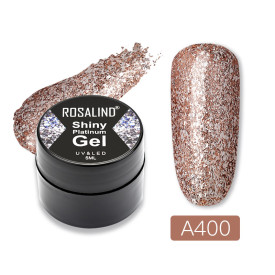 Rosalind 5ML Shiny Platinum Nail Gel