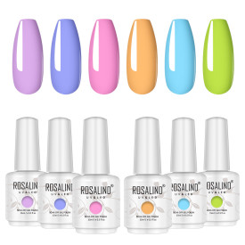 Rosalind 15ml Summer Collection Soak Off Gel