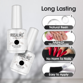 Rosalind 15ml Forest Cold Tone UV LED Gel Polish Set