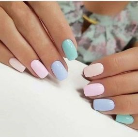 Rosalind 7ML Winter Warm Macaron Sereis Pastels Color Gel Set