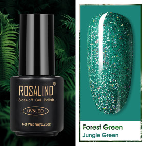 Rosalind 7ML Florest Green Gel Nail