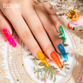Rosalind 7ML Crystal Glaze Nail Gel