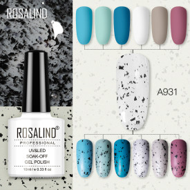 Rosalind 10ML Eggshell Gel Polish