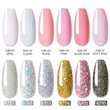 Rosalind 30ml Pure Color Poly Extension Gel Nail Kit