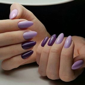 Rosalind 7ml Violet Color Nail Gel