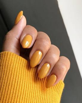 Rosalind 7ML Yellow Autunm Season Series Nail Gel