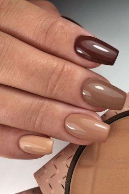 Rosalind 7ml Brown Color Nail Gel