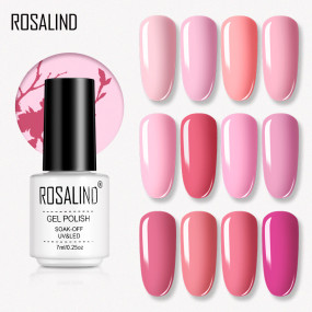 Rosalind 7ml Briar Rose Color Nail Gel