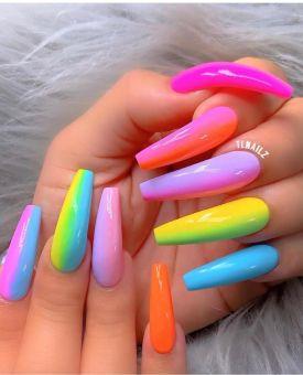 Rosalind 6pcs Neon Powder Pigment