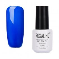 Rosalind 7ml Ocean Blue Color Nail Gel