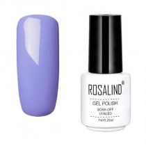 Rosalind 7ml Violet Color Nail Gel