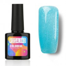 Blue Diamond Nail Gel