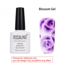 Newest Blossom Gel Polish DIY