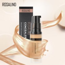 ROSALIND Concealer Corrector 6ml 6 Colors Full Coverage Long Wearing Cosmetics For Face