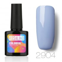 Rosalind 10ml Grey Color Nail Gel