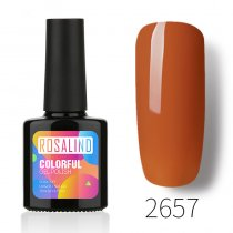 Rosalind 10ML Coffee Color Nail Gel