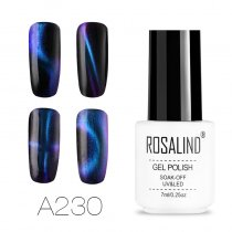 Rosalind 7ML 4D Magnetic Cat Eye Nail Gel
