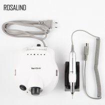Rosalind  Electric Nail Drill Manicure Machine Set for Nail Pedicure Machine Fingernail Drill Equipment Manicure Tools