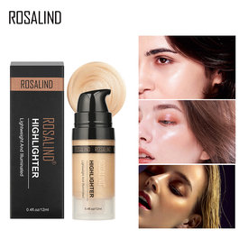 Highlighter Illuminator Golden Rose Highlight Makeup Face Bronzer Maquillage