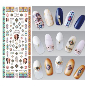 Rosalind Water Decals Nail Art Decorations Stickers