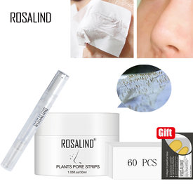 Nose Blackhead Remover Facial Deep Cleaning Nose Mask Blackheads Strips Removal Hydrating Pores Cleaning Nasal Sticker