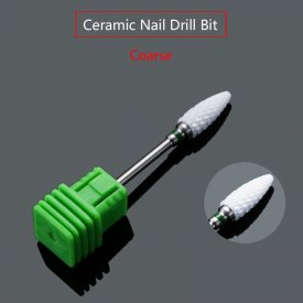 Rosalind Ceramic Nail Drill Bit Rotate Electric Drill Machine