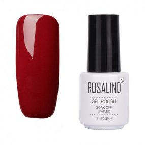 Watermelon Red Nail Gel